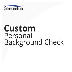 custom personal checks